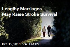 Lengthy Marriages May Raise Stroke Survival