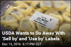 USDA Wants Standardized 'Best if Used by' Date