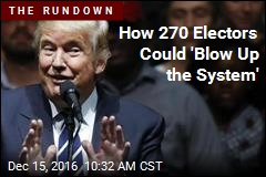 How 270 Electors Could 'Blow Up the System'