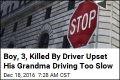 Man Upset Grandma Driving Too Slow Shoots, Kills Boy, 3
