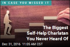 The Biggest Self-Help Charlatan You Never Heard Of