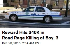 Reward Hits $40K in Road Rage Killing of Boy, 3