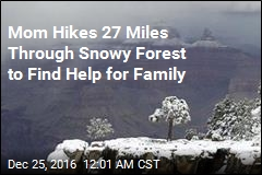 Rescue of Family Lost Near Grand Canyon Is 'Christmas Miracle'