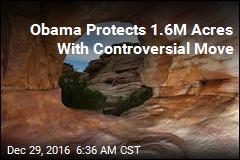 Obama Creates 2 'Midnight Monuments'