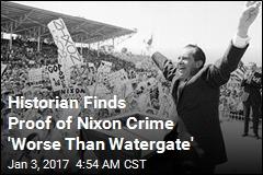 Historian Finds Proof Nixon Tried to Sabotage Vietnam Talks