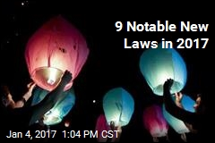 9 Notable New Laws in 2017