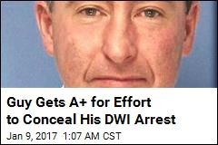 How Not to Hide a Newspaper Report of Your DWI Arrest