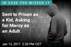 Sent to Prison as a Kid, Asking for Mercy as an Adult