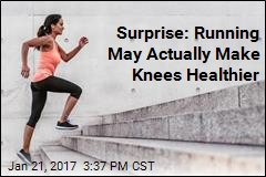 Shock! Running May Actually Make Knees Healthier