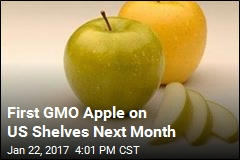 First GMO Apple on US Shelves Next Month
