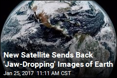 New Satellite Sends Back 'Jaw-Dropping' Images of Earth