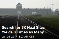 Search for 5K Nazi Sites Yields 8 Times as Many