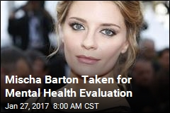Mischa Barton Taken for Mental Health Evaluation