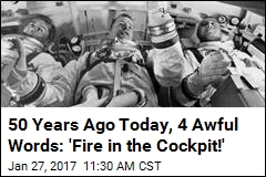 50 Years Ago Today, a Fire Killed 3 Astronauts