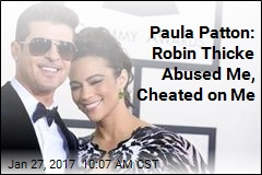 Paula Patton Alleges Abuse, Cheating by Robin Thicke