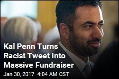 Kal Penn Turns Racist Tweet Into Massive Fundraiser