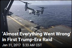 'Almost Everything Went Wrong' in Trump-Approved Raid