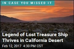 The Plausible Implausibility of California's Lost Treasure Ship