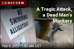A Tragic Attack, a Dead Man's Mockery