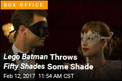 Lego Batman Spanks Fifty Shades Darker