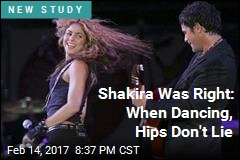Hottest Dance Moves? They're All in the Hips