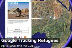 Google Tracking Refugees