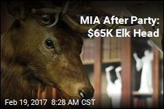 MIA After Party: $65K Elk Head