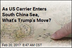 Will Trump Be More Aggressive Than Obama in South China Sea?