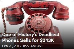 One of History's Deadliest Phones Sells for $243K