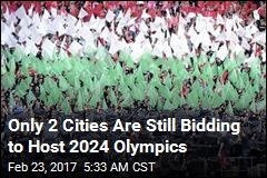 Only 2 Cities Are Still Bidding to Host 2024 Olympics
