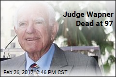 Judge Wapner Dead at 97
