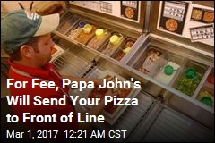 Papa John's Rolls Out Fee for 'Priority' Orders