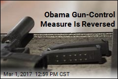 Obama Gun-Control Measure Is Reversed