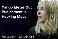 Yahoo Metes Out Punishment in Security Breach Mess