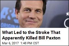 TMZ Obtains Bill Paxton's Death Certificate