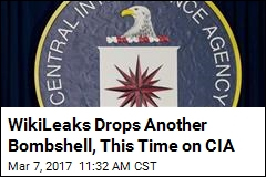 WikiLeaks Drops Another Bombshell, This Time on CIA