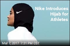 New From Nike: Hijab for Athletes