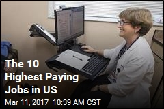 The 10 Highest Paying Jobs in US