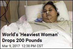 World's 'Heaviest Woman' Drops 200 Pounds