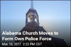 Church Eyes Its Own Unusual Police Force