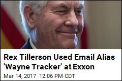Tillerson Used Secret Email to Talk Climate Change at Exxon