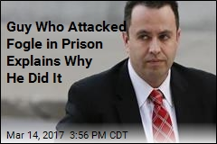 Guy Who Beat Up Jared Fogle Explains Why He Did It