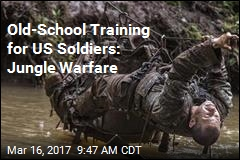 Old-School Training for US Soldiers: Jungle Warfare