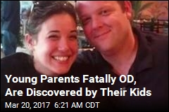 Pilot, Wife Fatally OD, Are Found by Their Kids