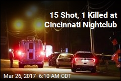 15 Shot, 1 Killed at Cincinnati Nightclub