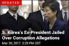 Arrest Warrant Issued for South Korea's Ex-President
