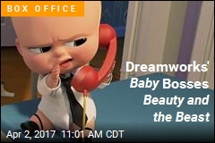 Dreamworks' Baby Bosses Beauty and the Beast