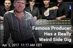 Famous Producer Has a Really Weird Side Gig