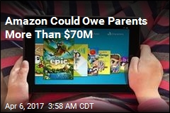 Amazon Agrees to Refund Kids' In-App Purchases