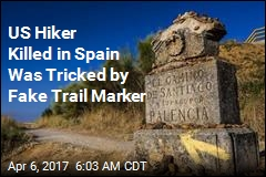 Man Killed US Hiker After Tricking Her With Fake Trail Marker